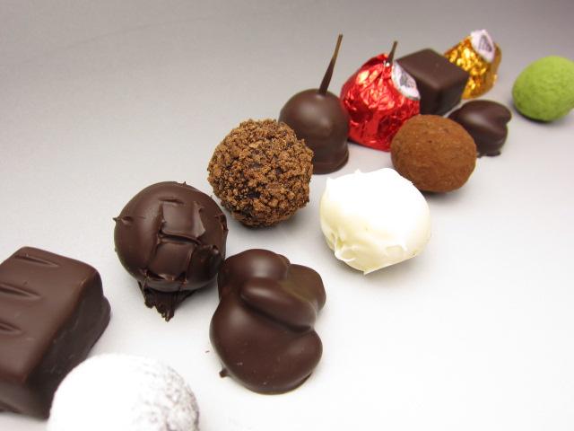 芳醇トリュフチョコレート