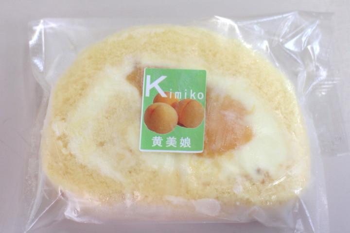 黄美娘ロールケーキ(カット)